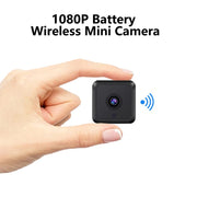 Home Security 1080P Battery Wireless Mini Camera