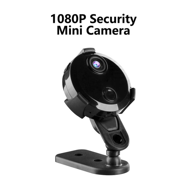 Mini HD 1080P Inalámbrica de WiFi de la Cámara IP de Seguridad