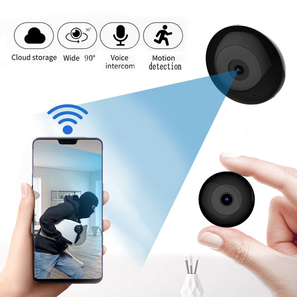 Mini-WIFI-Kamera HD 1080P Wireless camcorder Security cam