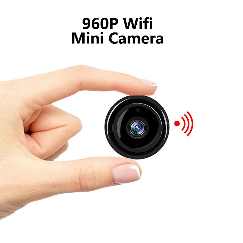Mini Wifi Home Security 960P Camera