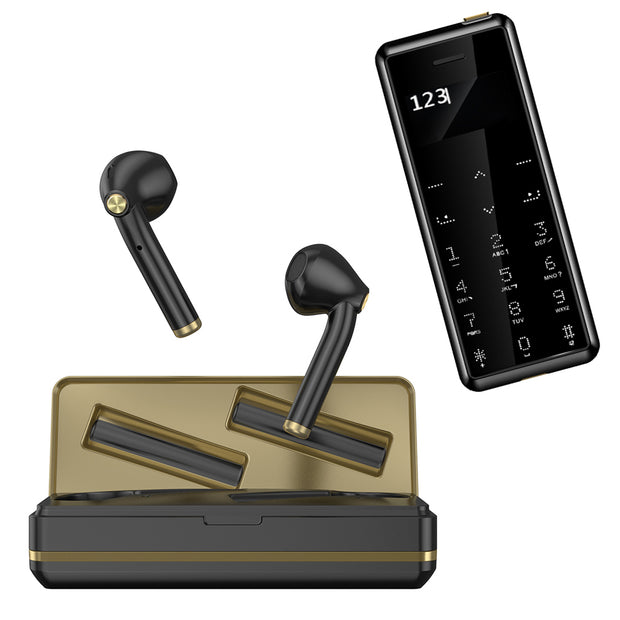 Mobile Partner Bluetooth Headset With SIM/TF Card Slot For Phone