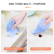 Multifunctional Scraper Silicone Brush