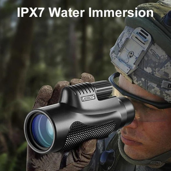 New Waterproof High Definition Monocular Telescope