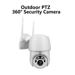 Outdoor Wireless 360 Degree PTZ Security Camera