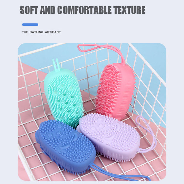 Silicone Bath Body Brush-Hot Sale 50% OFF