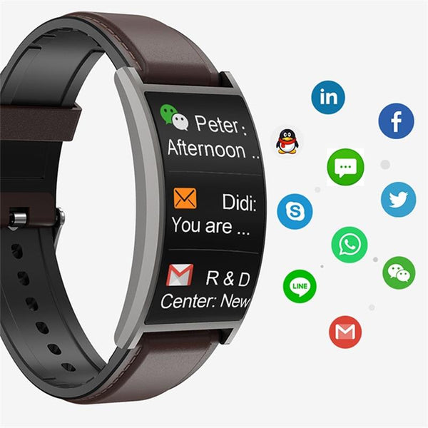 Smartwatch Curve Screen Wristband