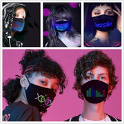 The LED Display Mask