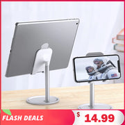 Universal Tablet Phone Holder iPhone Tablet Stand