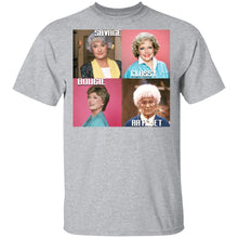 Load image into Gallery viewer, The Golden Girls Dorothy Blanche Sophia Rose shirt - TheTrendyTee