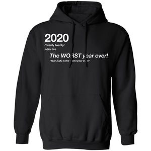 2020 The Worst Year Ever shirt - TheTrendyTee