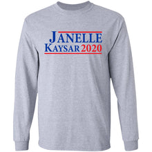 Load image into Gallery viewer, Janelle Kaysar 2020 shirt - TheTrendyTee