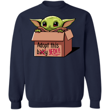 Load image into Gallery viewer, Baby Yoda Adopt This Jedi shirt - TheTrendyTee