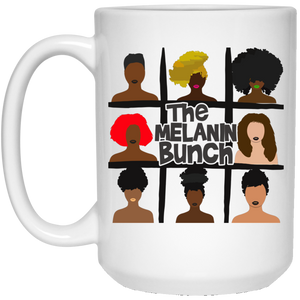 The Melanin Bunch Mug - TheTrendyTee