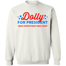 Load image into Gallery viewer, Dolly Parton For President shirt - TheTrendyTee