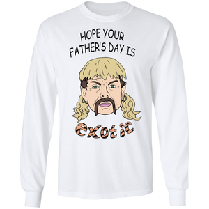 Hope Your Father's Day Is Joe Exotic Vintage Shirt - TheTrendyTee