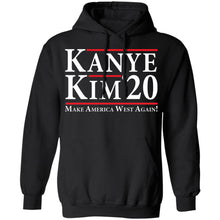 Load image into Gallery viewer, Kanye Kim 2020 Make America West Again shirt - TheTrendyTee