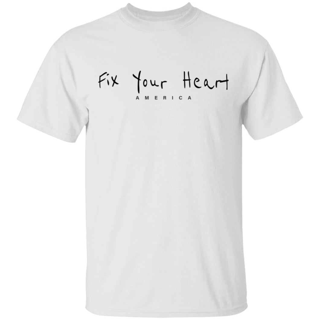 Lonnie Chavis Fix your heart America shirt - TheTrendyTee
