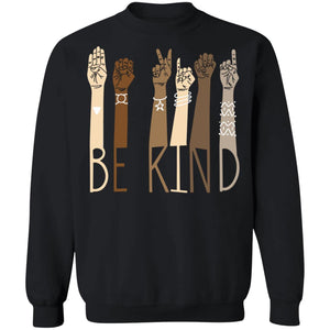 Be Kind Sign Language Hand Shirt - TheTrendyTee