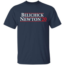 Load image into Gallery viewer, Belichick Newton 2020 shirt