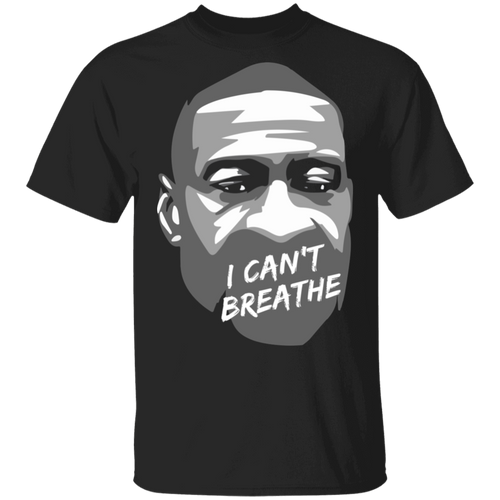 George Floyd I Can't Breathe T-Shirt - TheTrendyTee