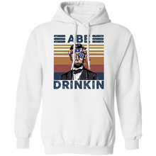 Load image into Gallery viewer, Abraham Lincoln Abe Drinkin 4th July shirt - TheTrendyTee