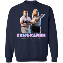 Load image into Gallery viewer, Ken & Karen's Should've let us grill shirt - TheTrendyTee