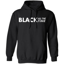 Load image into Gallery viewer, Black All The Time shirt - TheTrendyTee