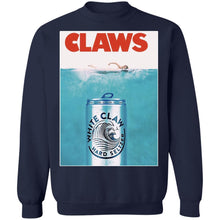 Load image into Gallery viewer, White claws Jaws Movie shirt - TheTrendyTee