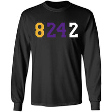 Load image into Gallery viewer, Kobe Gigi 8242 number shirt