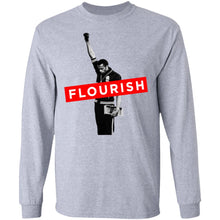 Load image into Gallery viewer, Tommie Smith Flourish shirt - TheTrendyTee