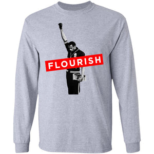 Tommie Smith Flourish shirt - TheTrendyTee