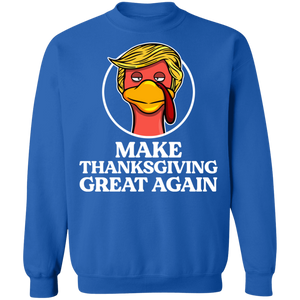 Trump Turkey Make Thanksgiving great again shirt - TheTrendyTee
