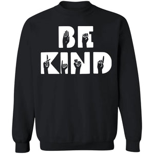 Be Kind hand sign language shirt BLM - TheTrendyTee