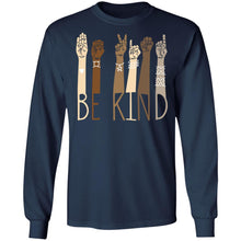Load image into Gallery viewer, Be Kind Sign Language Hand Shirt - TheTrendyTee