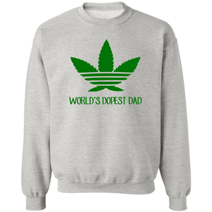 World's Dopest Dad T-shirt - TheTrendyTee