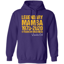 Load image into Gallery viewer, Kobe Bryant Mamba-Out 41 Years Of Greatness T-Shirt - TheTrendyTee