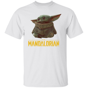 Baby Yoda The Mandalorian the child Shirt - TheTrendyTee