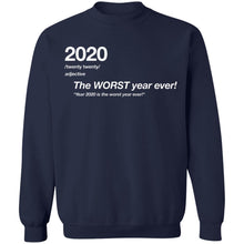 Load image into Gallery viewer, 2020 The Worst Year Ever shirt - TheTrendyTee