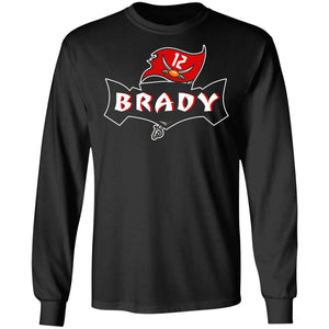 Tom Brady 12 Tampa Bay Buccaneers shirt