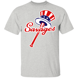Tommy Kahnle Yankees Savages T-shirt - TheTrendyTee