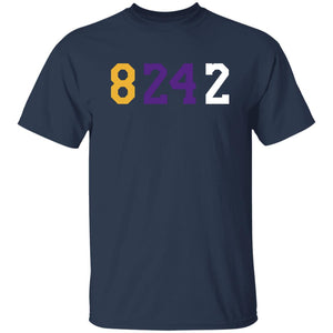Kobe Gigi 8242 number shirt