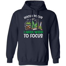 Load image into Gallery viewer, Hocus Pocus I need weed to focus shirt