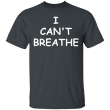 Load image into Gallery viewer, Kobe Bryant I Can't Breathe Shirt - TheTrendyTee