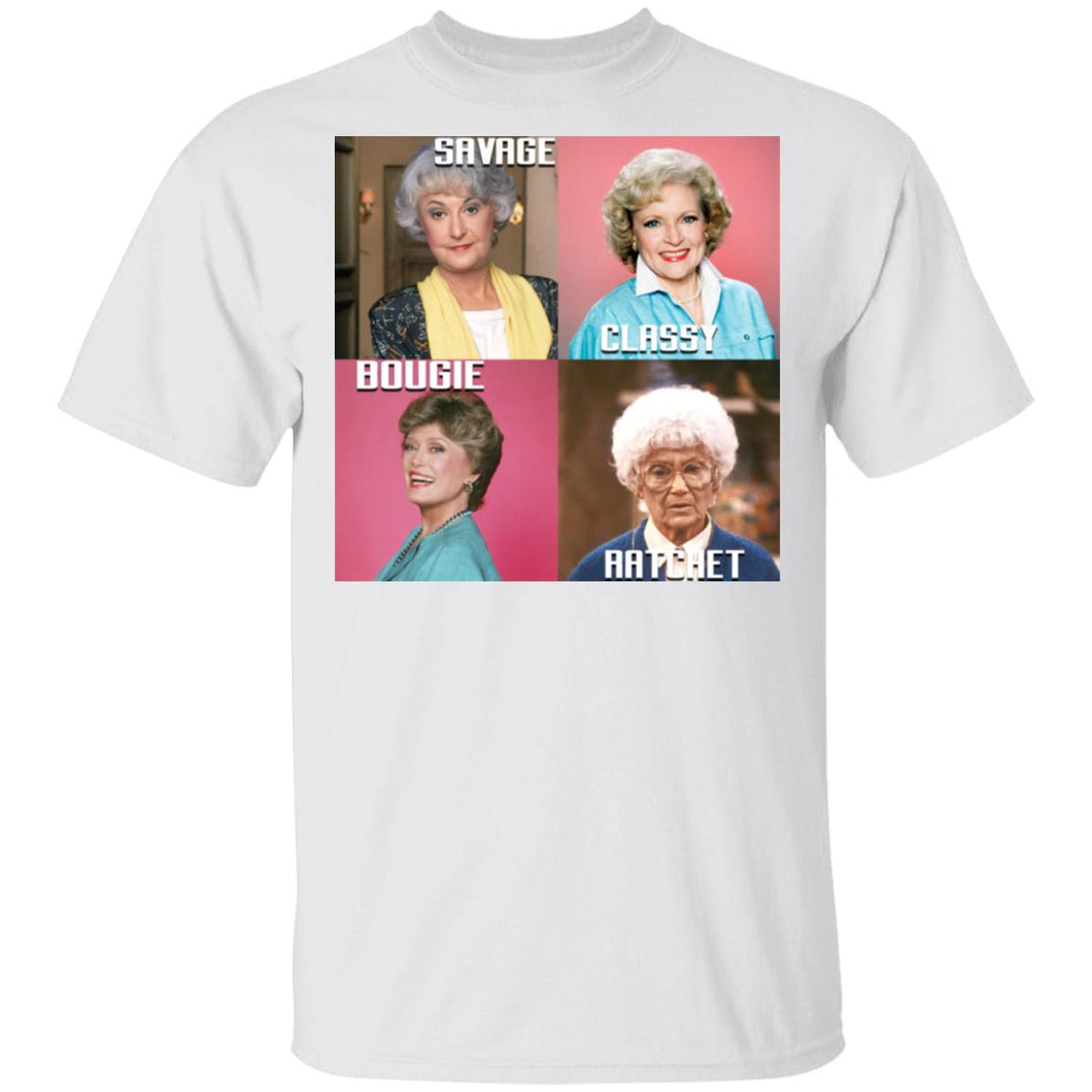The Golden Girls Dorothy Blanche Sophia Rose shirt - TheTrendyTee