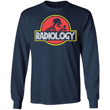 Load image into Gallery viewer, Jurassic Park Radiology shirt - TheTrendyTee