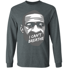 Load image into Gallery viewer, George Floyd I Can't Breathe T-Shirt - TheTrendyTee