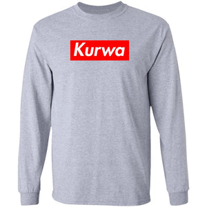 Kurwa Polish Swearword shirt