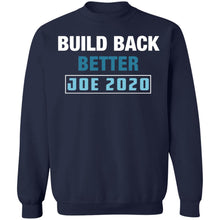 Load image into Gallery viewer, Build back better Joe 2020 shirt - TheTrendyTee