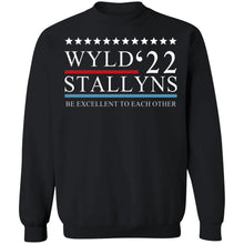 Load image into Gallery viewer, Wyld Stallyns 2022 Be Excellent To Each Other shirt