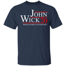 Load image into Gallery viewer, John Wick 2020 Who's going to stop me shirt - TheTrendyTee